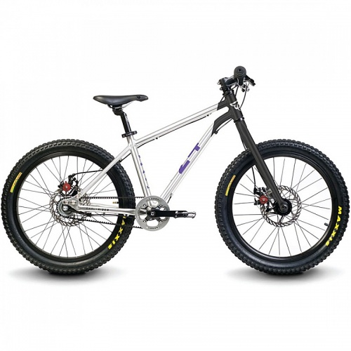 "Велосипед детский 20"" Early Rider Belter Trail 3 Black-Purple / 2017"