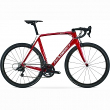 Велосипед шоссе Basso Diamante Dura-Ace Di2 Bora WTO 45 CL (rubin red)