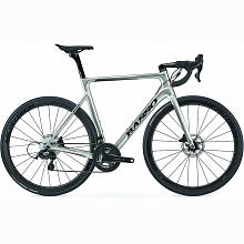 Велосипед шоссе Basso Astra Disc Ultegra Microtech MR Lite Disc (ice silver)