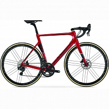 Велосипед шоссе Basso Diamante SV Disc Dura-Ace Di2 Bora WTO 45 Disc CL (mars red)