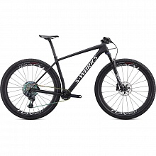 Велосипед MTB Specialized S-Works Epic Hardtail XX1 Eagle AXS Roval Control SL (черный-белый)