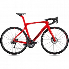 Велосипед шоссе Pinarello Prince Disc TICR Ultegra Fulcrum Racing 500 DB (A212 Red)