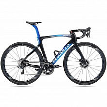 Велосипед шоссе Pinarello Dogma F12 Disc Dura-Ace Di2 Zipp 303 DB (431 Galaxy Blue) / 2019