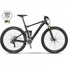 "Велосипед MTB 26"" BMC Fourstroke 01 XTR Di2 BMC MWX01 Carbon Stealth Black / 2016"