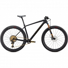 Велосипед MTB Specialized S-Works Epic Hardtail Ultralight XX1 Eagle Roval Control SL (черный)