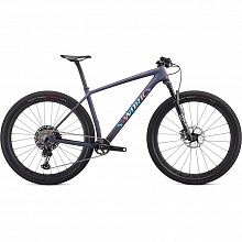 Велосипед MTB Specialized S-Works Epic Hardtail XTR Roval Control SL (фиолетовый)