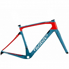 Рама шоссе Wilier Cento10 NDR Disc (blue-red) / 2019