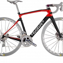 Рама шоссе Wilier Cento10 NDR Disc (black-red) / 2019