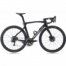 Велосипед шоссе Pinarello Dogma F12 Disc Dura-Ace Di2 Zipp 303 DB (444 Black Matt) / 2019