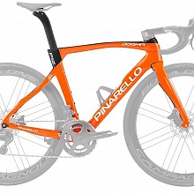 Рама шоссе Pinarello Dogma F12 Disc (442 Venus Orange) / 2019