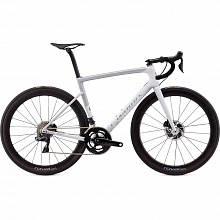 Велосипед шоссе Specialized S-Works Tarmac Disc Sagan Collection Dura-Ace Di2 Roval CLX 50 (белый-се