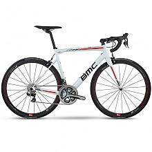 Велосипед шоссе BMC Teammachine SLR01 Dura-Ace Di2 DT Swiss Mon Chasseral RC 38 C Team White / 2017