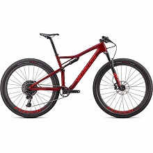 Велосипед MTB Specialized Epic Expert Carbon GX Eagle Roval Control (бордовый)