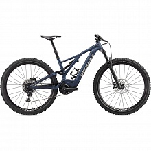 Велосипед электро Specialized Turbo Levo NX Roval Traverse (синий-бежевый)