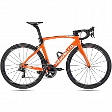 Велосипед шоссе Pinarello Dogma F12 Dura-Ace Di2 Fulcrum Speed 40C (438 Venus Orange) / 2019