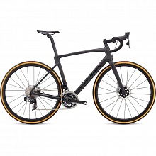 Велосипед шоссе Specialized S-Works Roubaix Red eTap AXS Roval CLX 32 (черный)
