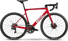 Велосипед шоссе BMC Teammachine SLR01 Disc TEAM Dura-Ace Di2 DT Swiss PRC 1100 DICUT / 2018